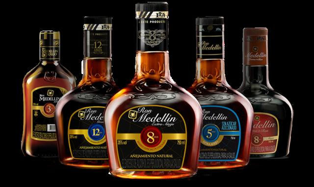 Rum Medellin