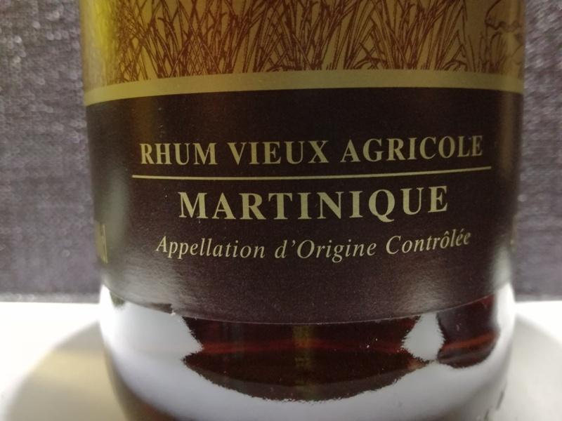 AOC Martinique - fot. własna
