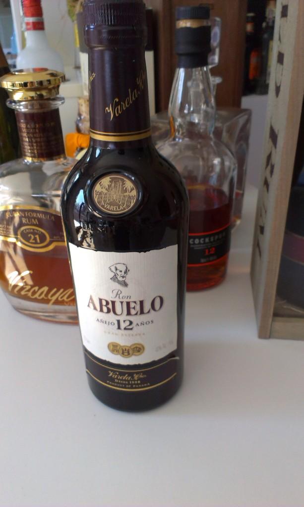 Rum Abuelo 12Y