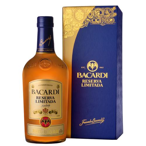 Rum Bacardi Reserva Limitada