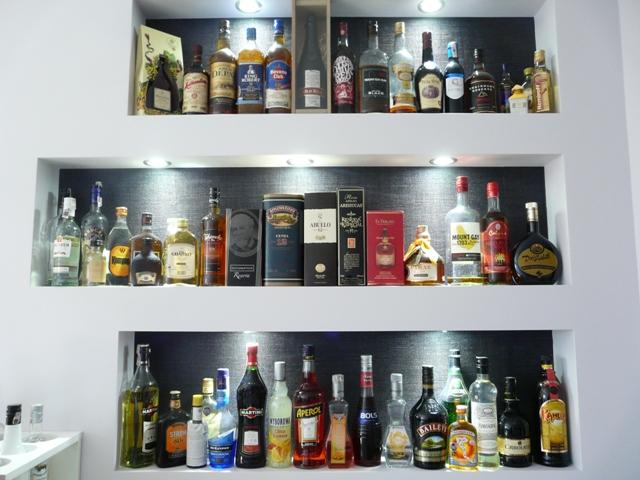 Barek miłośnika rumu