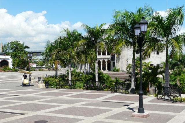 Plac w Santo Domingo