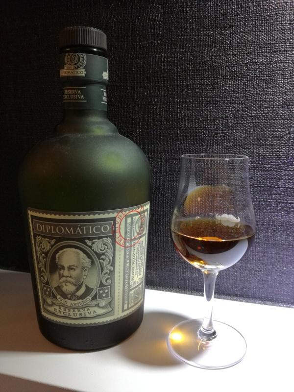 Rum Diplomatico Reserva Exclusiv