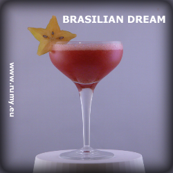 Brasilian Dream Drink