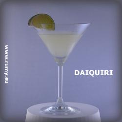 Daiquiri drink
