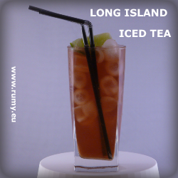 Long Island Iced Tea Drink foto