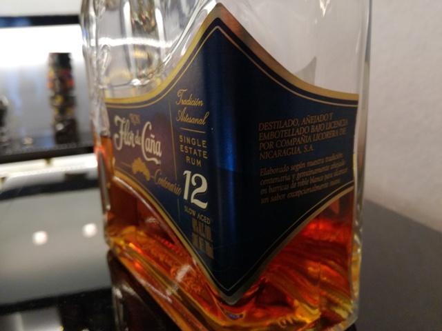 Rum Flor de Cana 12 yo