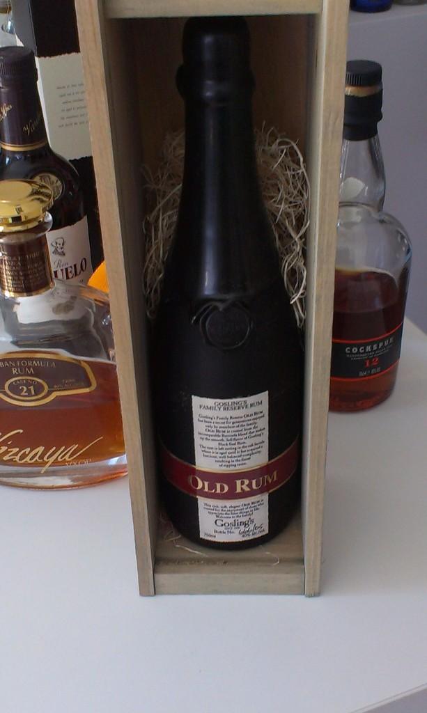 Rum Gosling's Old Rum