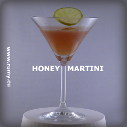 Drink Honey Martini