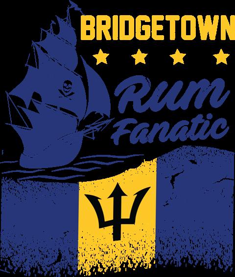 Koszulka Rum Fanatic - Bridgetown