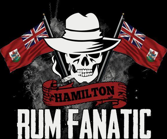 Koszulka Rum Fanatic - Hamilton