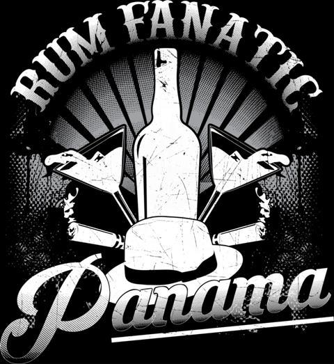 Koszulka Rum Fanatic - Panama