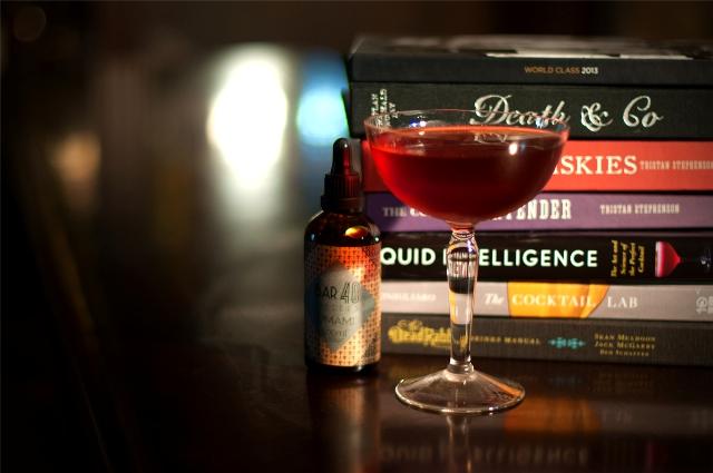Cocktail - Uma - autor - Patryk Kozyra, Parrot Rum Embassy