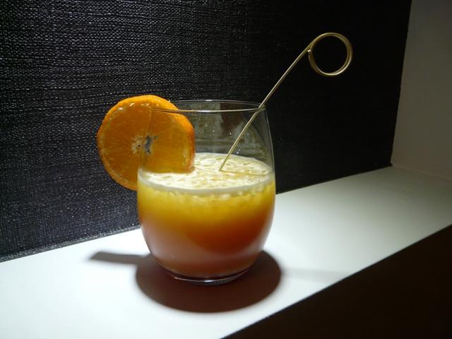 Peach Dream drink
