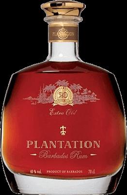 Plantation XO Barbados 20th anniversary - stara wersja butelki