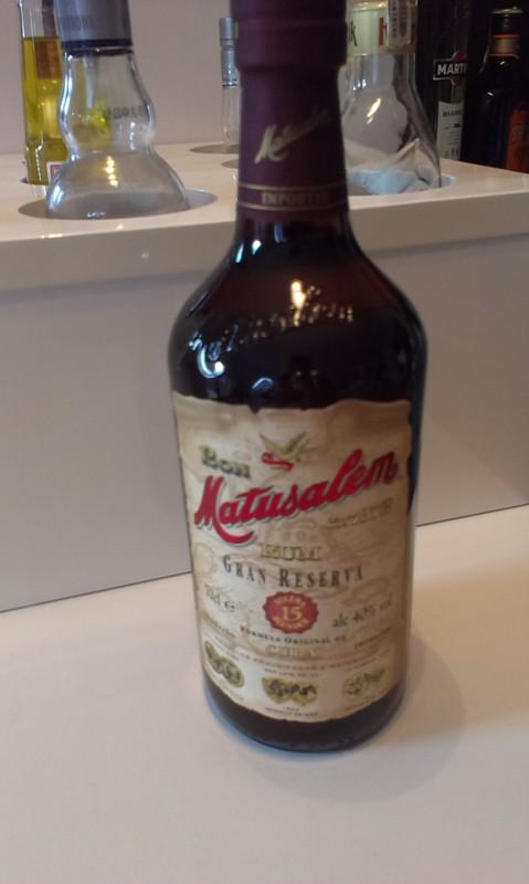 Rum Matusalem Gran Reserva