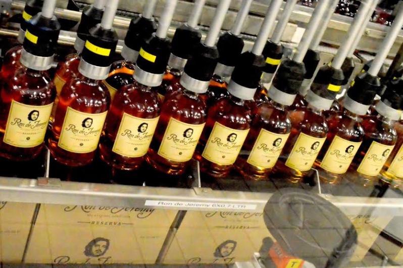 Rum Ron de Jeremy Reserva