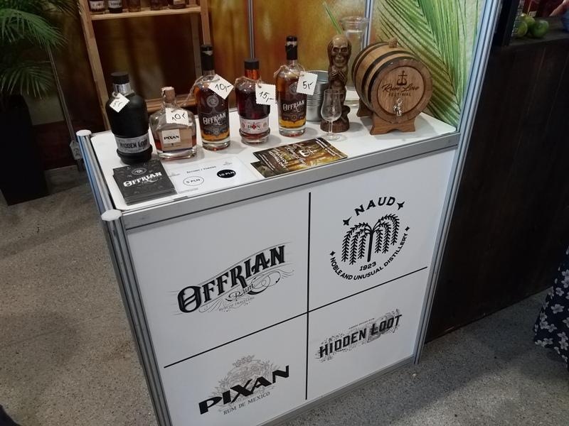 Rum Hidden Loot, Pixan, Offrian oraz Naud