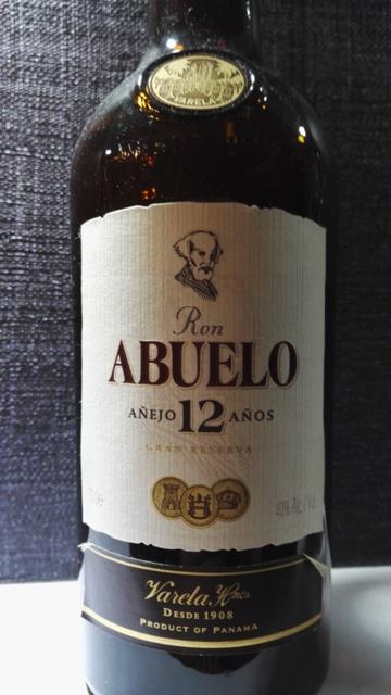 """Rum Abuelo 12 - Panama - przykład rumu """"hiszpańskiego"""""""