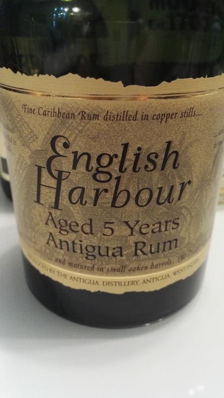 Rum English Harbour
