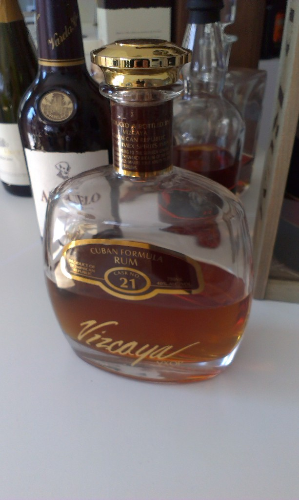 Rum Vizcaya